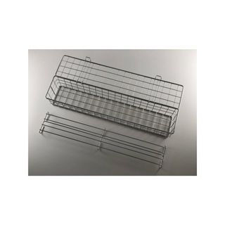 Dishwasher rack with MediBecher insert