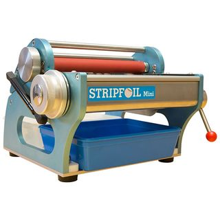 Stripfoil Deblisteringmachine Mini