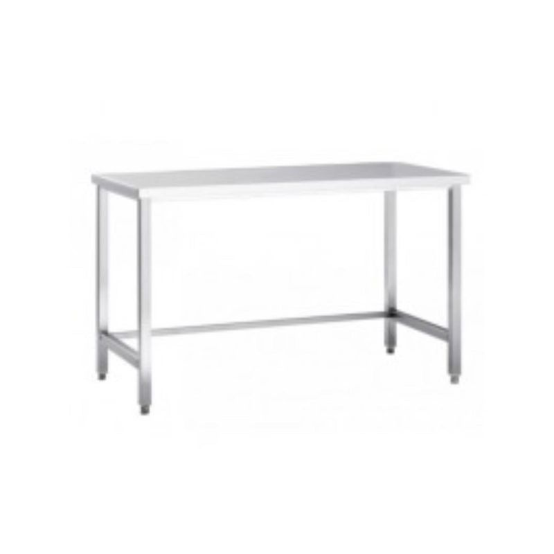 Stainless steel table small